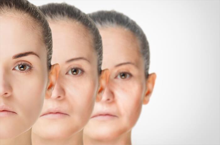紫外線が肌老化の原因になるワケ