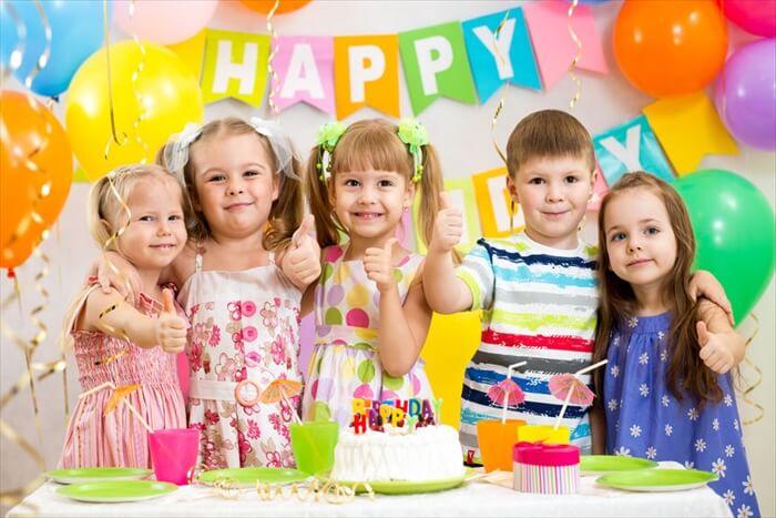 子供のお誕生日会や子連れママ会に!会話が弾むパーティーメニュー♪