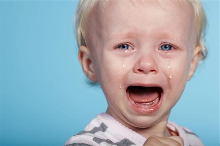 子供の癇癪(かんしゃく)原因と7つの対処法