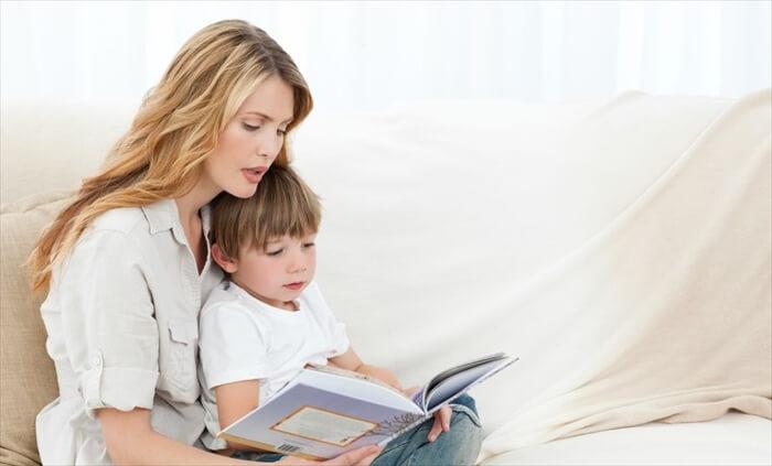 子供を落ち着かせる5つの方法