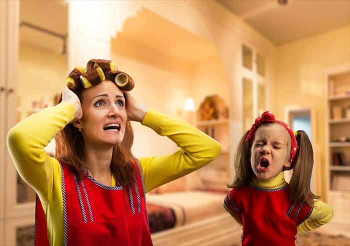 子供の奇声は親のせいじゃない