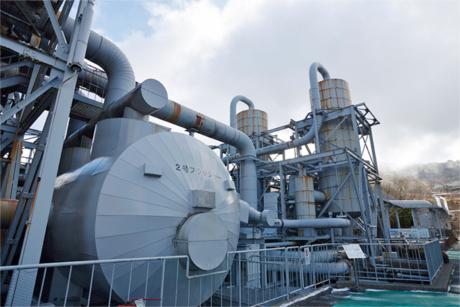 九州電力 工場見学