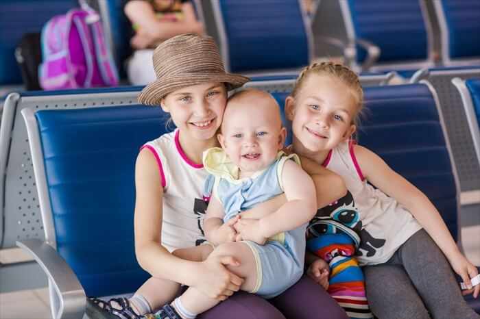 初めての子連れ海外旅行★ママが押さえるべき注意点とポイント!
