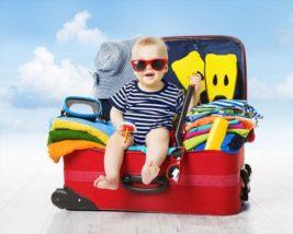 子連れ海外旅行はこれで安心!必要な持ち物とママ納得の便利グッズ