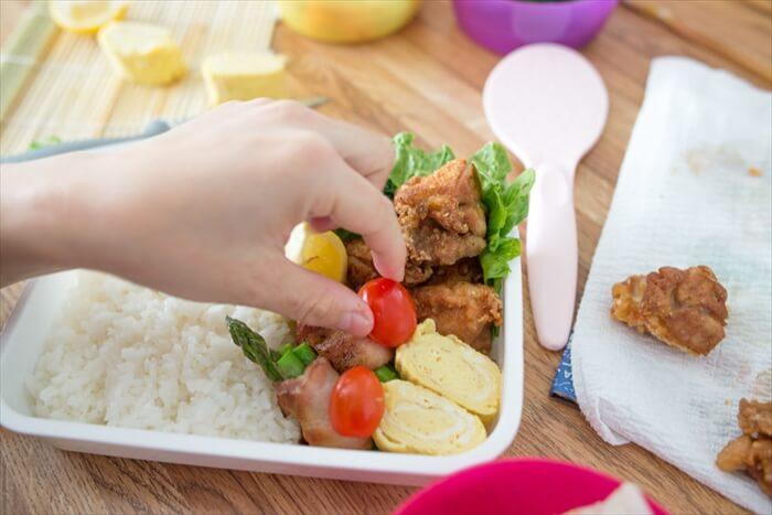 食中毒を予防する3つのポイント