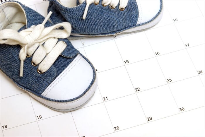 産前産後休業(産休)の期間はいつからいつまで?